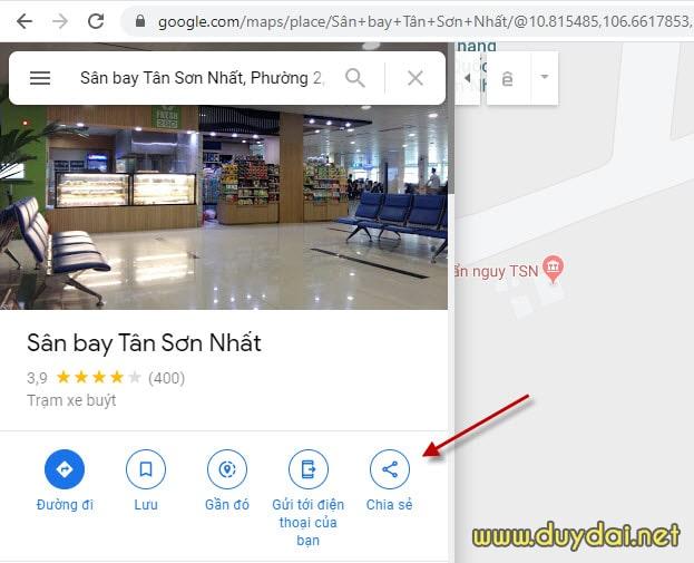 Cách nhúng bản đồ Google Maps vào blog wordpress