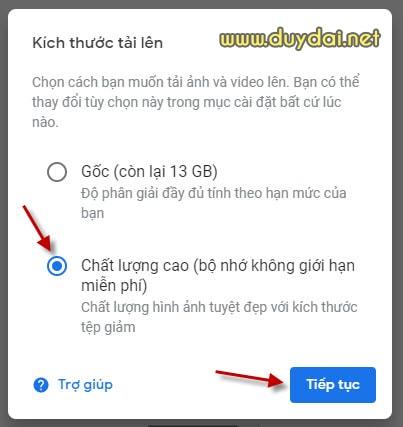 Mẹo đăng hàng ngàn Ảnh - Video mà không tốn dung lượng lưu trữ trên blog wordpress